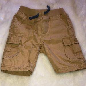 Levi's baby boy cargo shorts